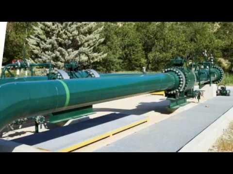 Projet De Pipeline Terrestre à Berre-l'étang