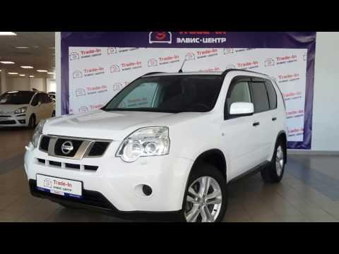 Купить Nissan X-Trail (Ниссан Х-трейл) 2011 г. с пробегом бу в Саратове. Элвис Trade-in центр