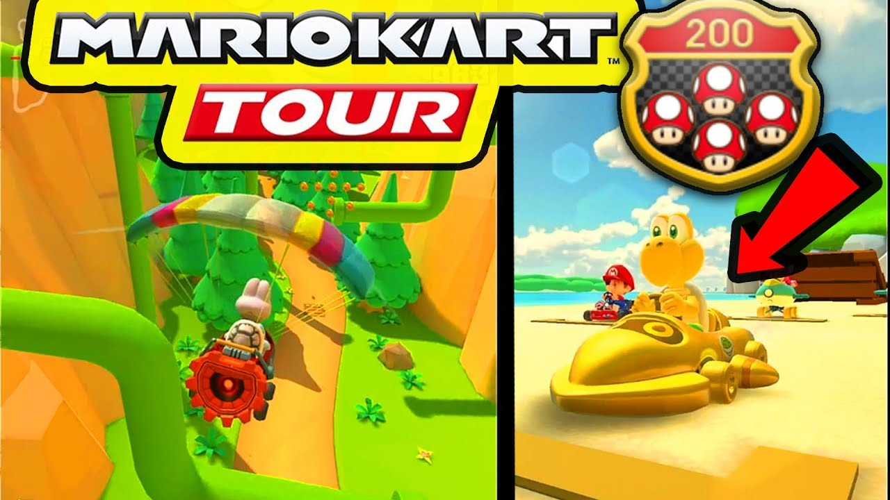 I Bought Mario Kart Tour 200cc So You Didn T Have To Youtube