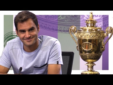 Roger Federer Speaks A Day After Becoming Wimbledon Champion For The Eighth Time