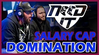 Madden 19 - SALARY CAP DOMINATION - DADDYS MODE