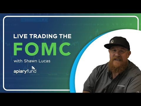 Trading the FOMC | Apiary Fund Live Trading