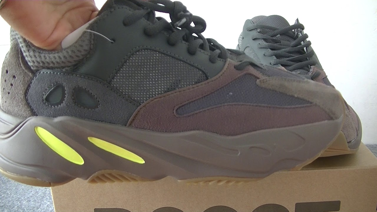 promo code 62b5e 69831 Legit Check: Adidas Yeezy Boost 700 Mauve EE9614 sneakersnet.ru
