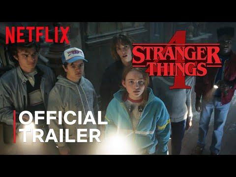 Stranger Things Season 4 Trailer Netflix Breakdown and Easter Eggs
