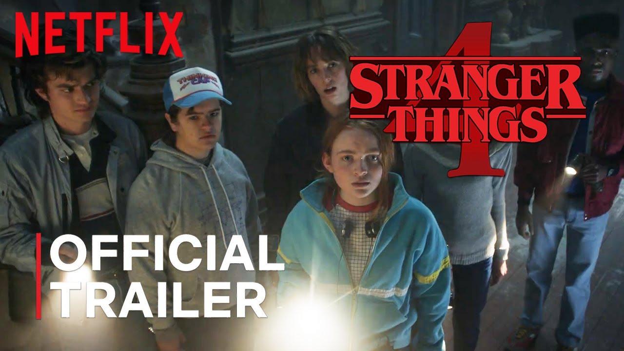 Download Stranger Things Season 4 Trailer Netflix Breakdown and Easter Eggs