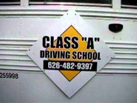 Class a truck bus driving school for Motor city driving school