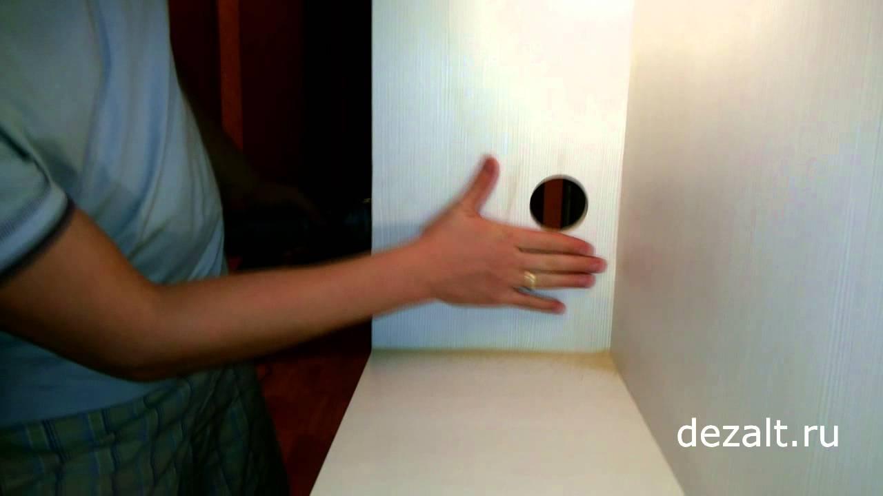 схема подключения подсветки для шкафа-купе