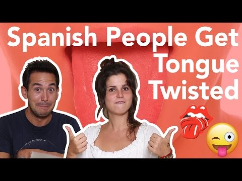 Spanish People Get Tongue Twisted the Filipino Way