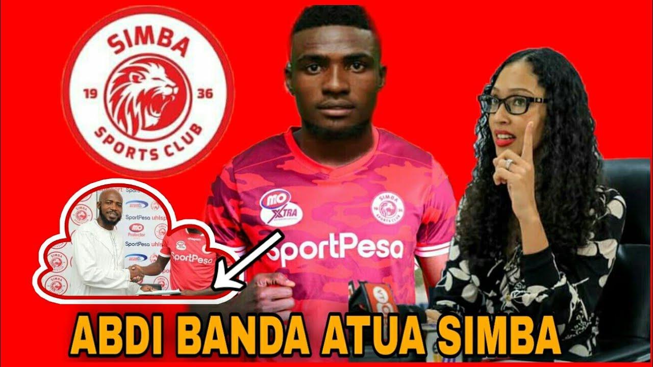 Alichokisema Abdi Banda Atoa Tamko Zito Baada Ya Kusajiliwa Simba, Barbara Athibitisha ,Gomes....