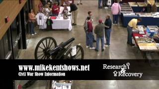 Research and Recovery: Chickamauga Civil War Show!
