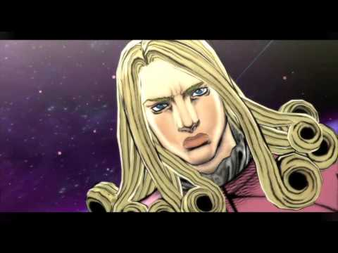 Funny Valentine gives Heaven Ascension DIO the ultimate fuck you.