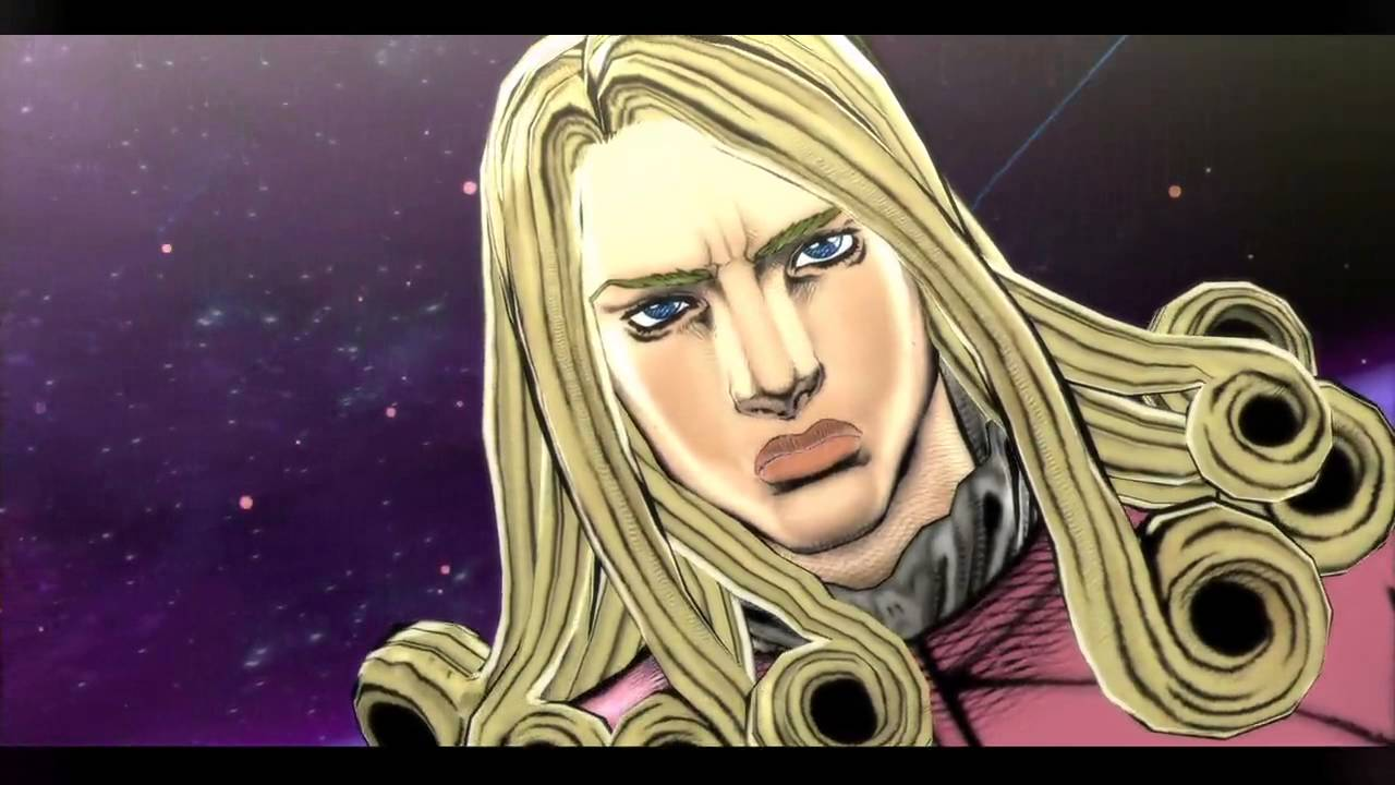 Funny Valentine gives Heaven Ascension DIO the ultimate fuck