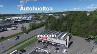 Rengasliike - Autohuolto - Turku - Motorin