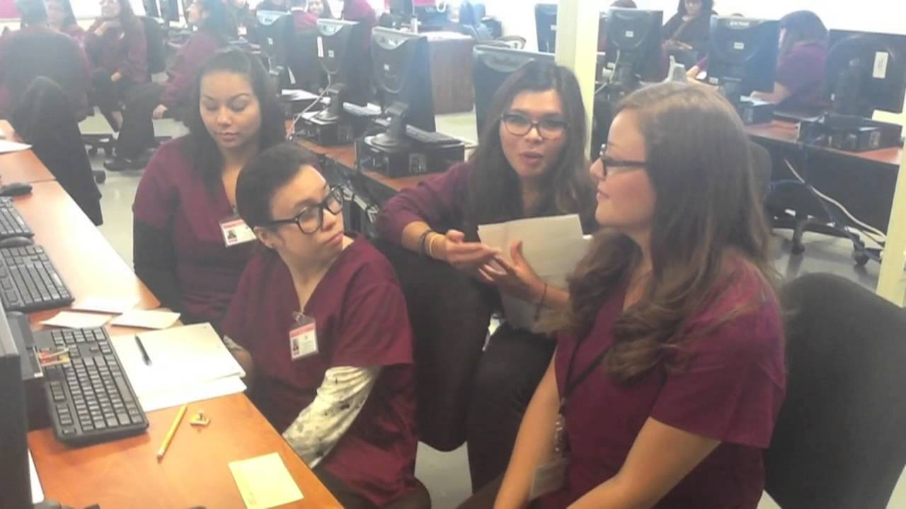 A Glimpse Into The Certified Medical Administrative Assistant Class
