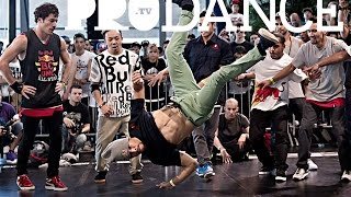 IBE 2012 - All Battles All - Red Bull BC One All Stars Vs. Young Gunz