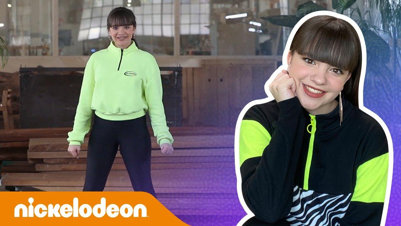212 - Azealia | Baila By Nick | Nickelodeon en Español