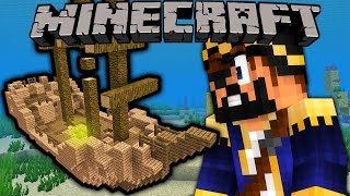 How Shipwrecks Happened in Minecraft