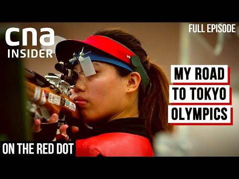 Team Singapore: The Weeks Leading Up To Tokyo Olympics 2020   On The Red Dot   Full Episode