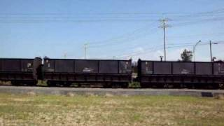 桃林鐵路紀實之運煤車系列