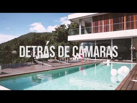 VIVO PENSANDO EN TI - Felipe Peláez Ft. Maluma - Detrás de cámaras