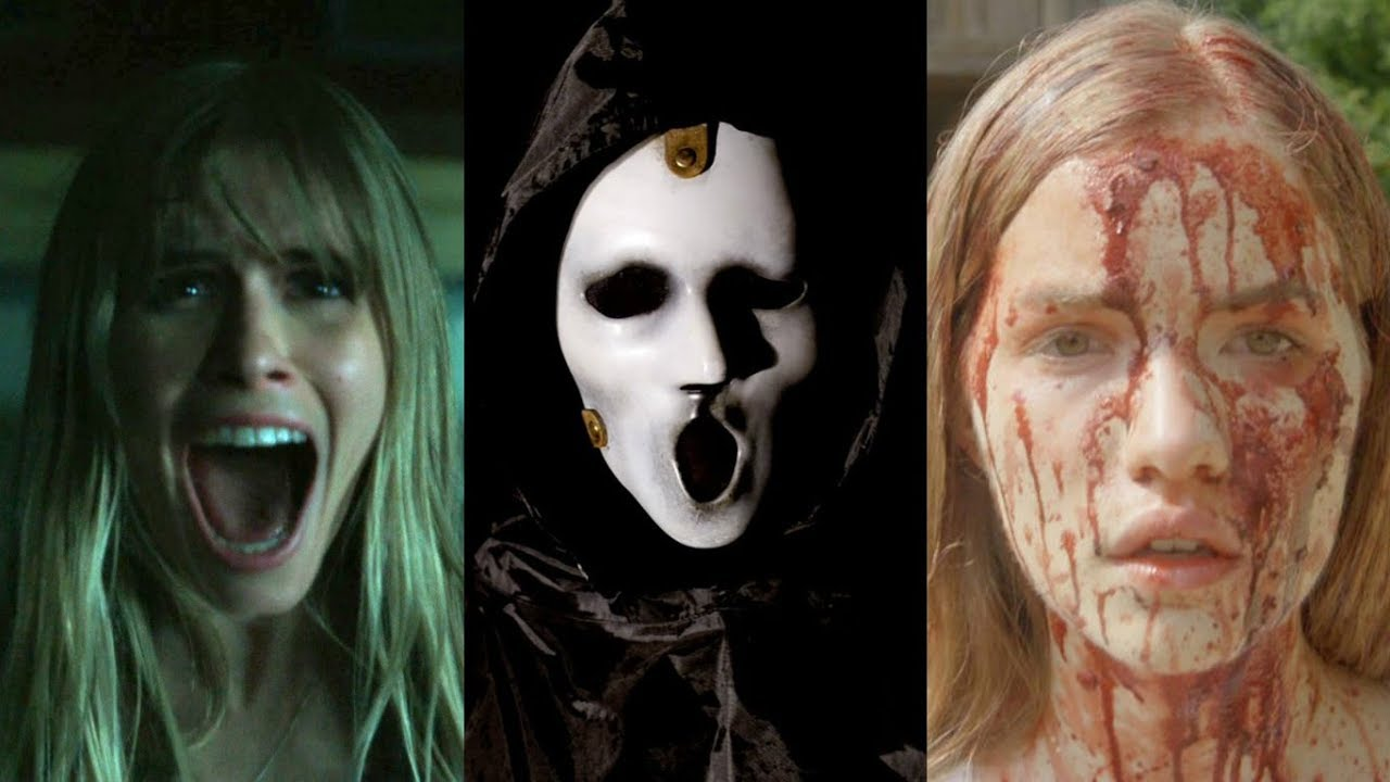 Download WHAT IF SCREAM SEASON 3 KEPT THE SAME CAST?