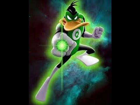 Juramento Lanterna Verde Duck Dodgers (Dublada) - YouTube