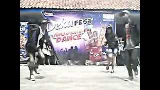 fire dance smpn 2 dyk deka wafer roll