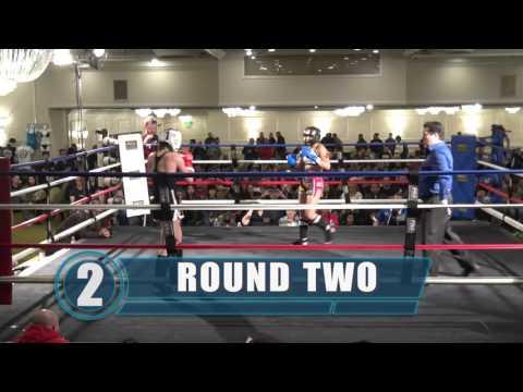 Maudlin vs Buntan: Female Muay Thai