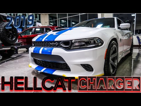 """2019  Hellcat Charger """"BRAND NEW"""" Review (START UP!)"""