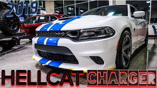 "2019  Hellcat Charger ""BRAND NEW"" Review (START UP!)"