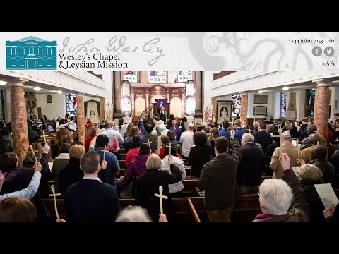 Wesley's Chapel Live StreamMorning Service 11am 29nd Oct 2017 Jennifer Smith:FOR ALL THE SAINTS