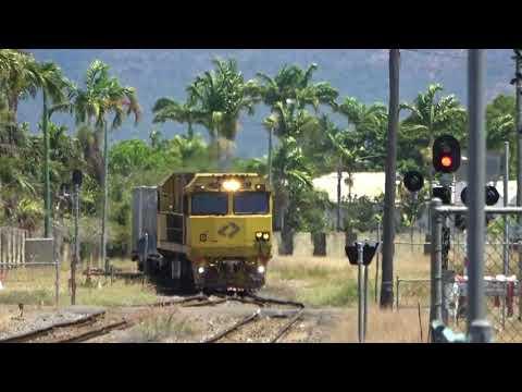 North Queensland Rail Action