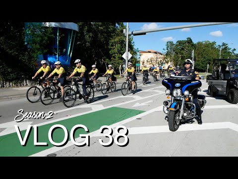 Miami Police VLOG: Bike Patrol with the Chief