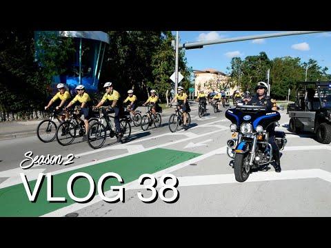 Miami Police VLOG: Bike Patrol with the Chief