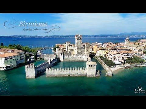 Sirmione - Lago di Garda | Parrot Bebop 2