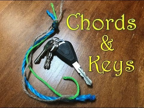 A Simple Explanation of Chords and Keys