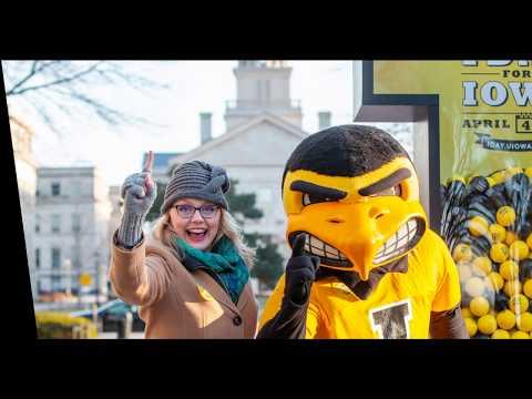 Thank You, Hawkeyes! | One Day for Iowa