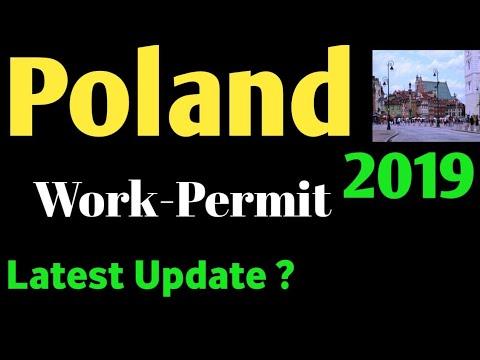 Poland Work Permit Visa 2019 || Latest Updates || Poland National Visa ! Poland Visit Visa ! Poland