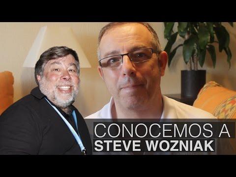 Conocemos a Steve Wozniak