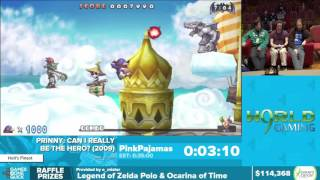 Prinny: Can I Really Be the Hero? by PinkPajamas in 30:34 - Awesome Games Done Quick 2016 - Part 14