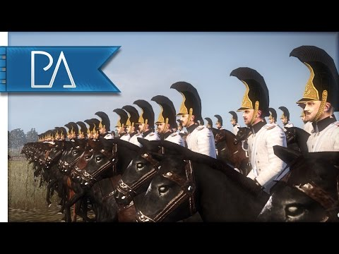 German States United: Defense Against British Aggression - Napoleonic: Total War 3 Mod Gameplay