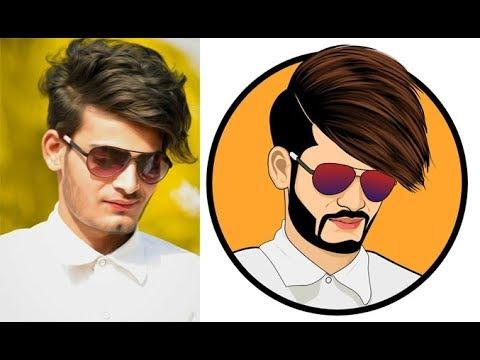 Vector Illustator Portrait Tutorial | For Android Mobile | Like Photoshop Or Illustator