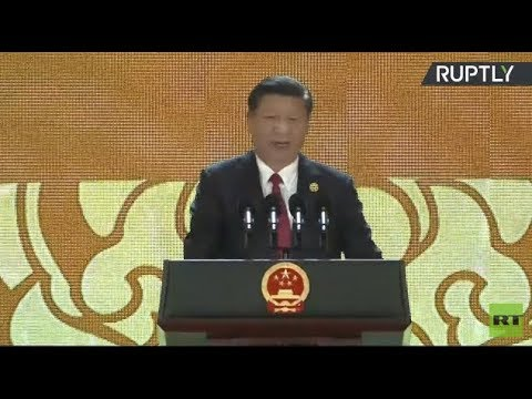 Chinese President Xi gives statement at APEC Summit (STREAMED LIVE)