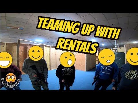Teaming Up W/Rentals | Gameplay | StrikeForce South NJ