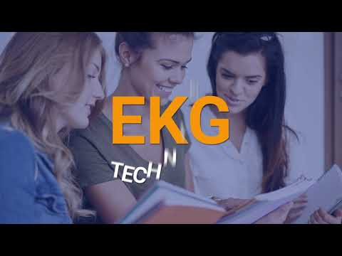 How To Become An EKG Technician : Career And Training Options Video