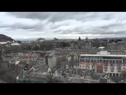 Hello, Edinburgh
