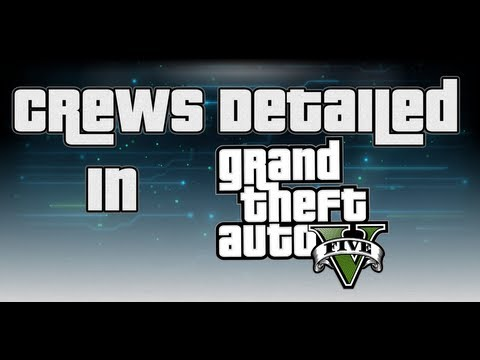 GTA5 Crews and the Rockstar Social Club Website Update (Commentary)