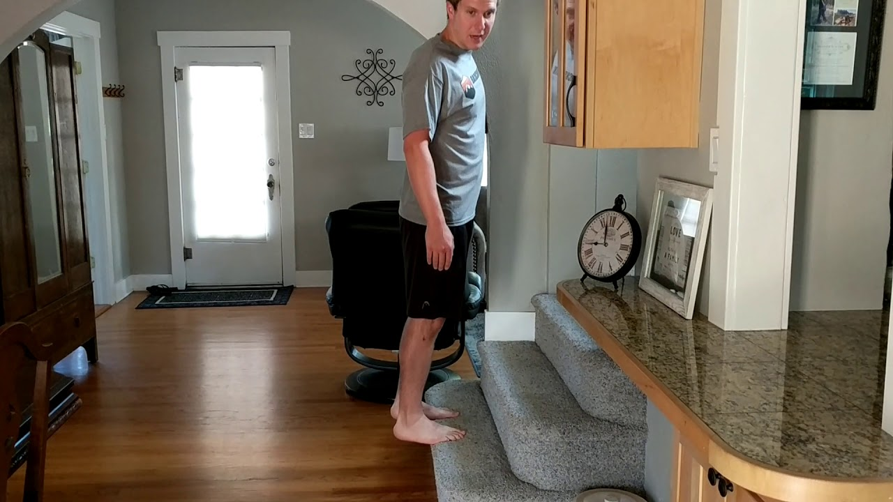 Eccentric Calf Raises - Backcountry Physical Therapy ...