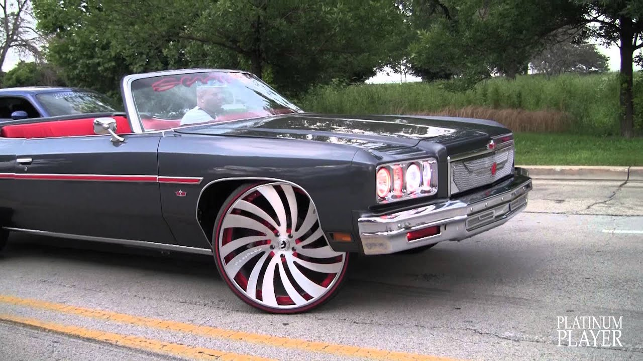 Lowrider Miami >> SWIFT CAR CLUB 75 DONK CHICAGO - YouTube
