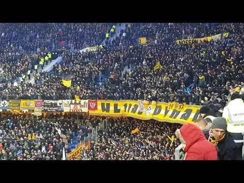 Ost ost Ostdeutschland (Dynamo Dresden Fans in Hamburg 11.2.19)